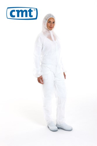 OVERALL PP NON WOVEN  WIT L 40 grams coverall