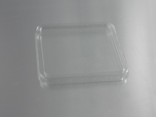 DEKSEL PVC 115x115 mm TRANSP  SERIE 270