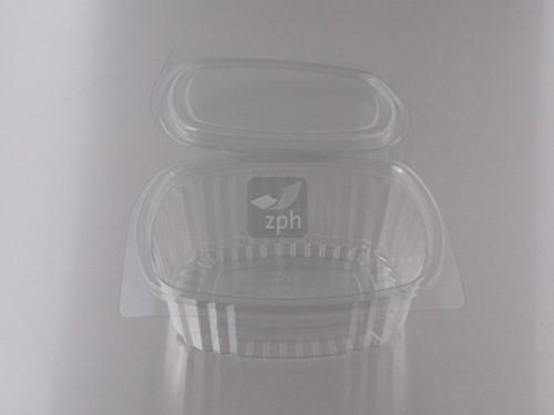 SALADE BOX 375 ML PET  V00511  145x115x50 mm