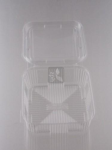 KLAPBAK OPS 150x145x50 mm 1000 ml TRANSP. V00497