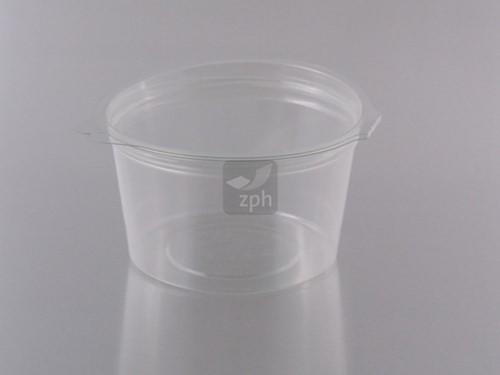 KLAP BAK PET 120x67 mm 400 ml TRANSP SERIE OLI