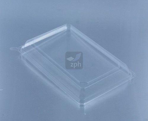 SUSHI OPS DEKSEL 212x143x22 mm TRANSP. THERMOFORM  L