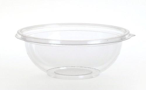 SALADE BOWL TRANSPARANT ROND Ø 14 cm 500 ml