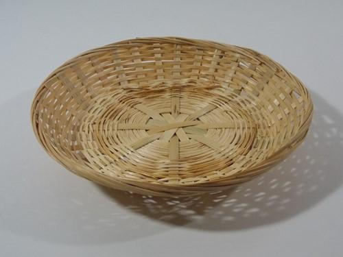 BAMBOEMAND ROND 25 cm 4 cm