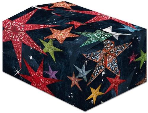 KERSTPAKKET DOOS 390x290x175 mm STARLIGHT C175