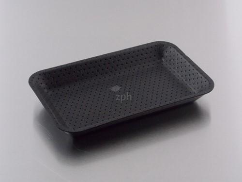SCHUIMSCHAAL EPS 218x135x25 mm 73 absorptie ZWART