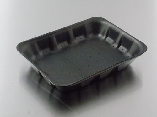 SCHUIMSCHAAL EPS 225x175x40 mm 3S-40 hoog  absorptie ZWART